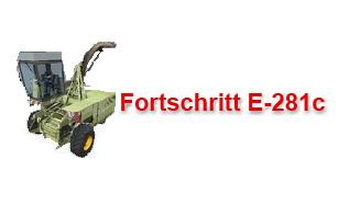 Fortschritt E-281c